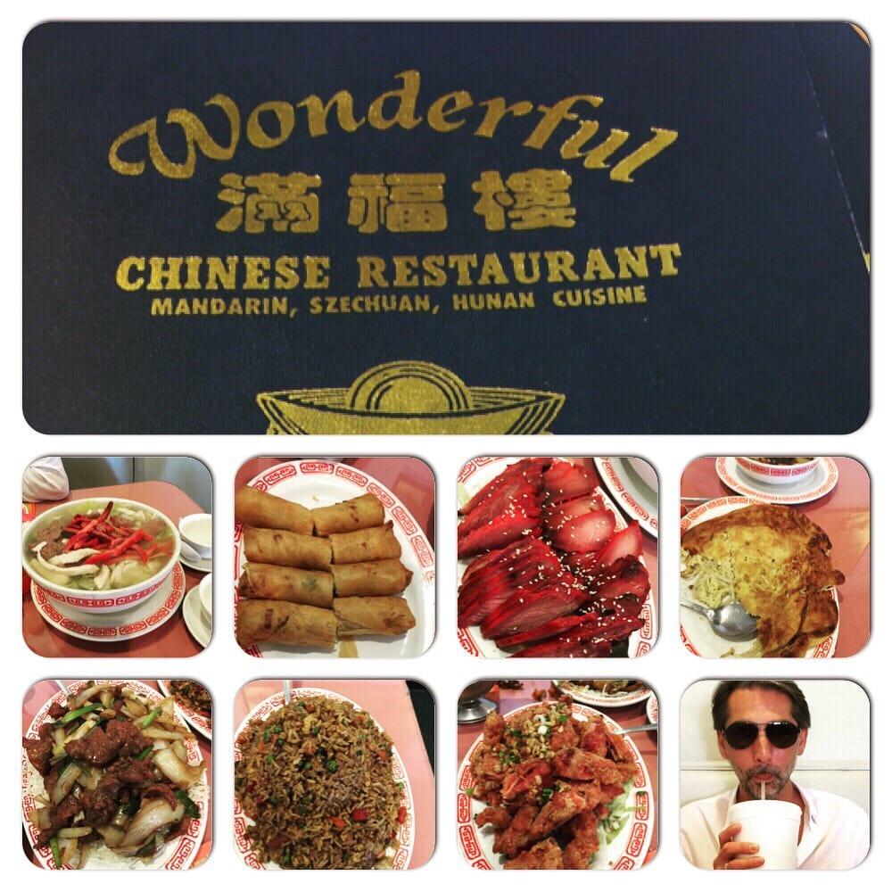 Chinese Restaraunts: Wonderful Chinese Restaurant