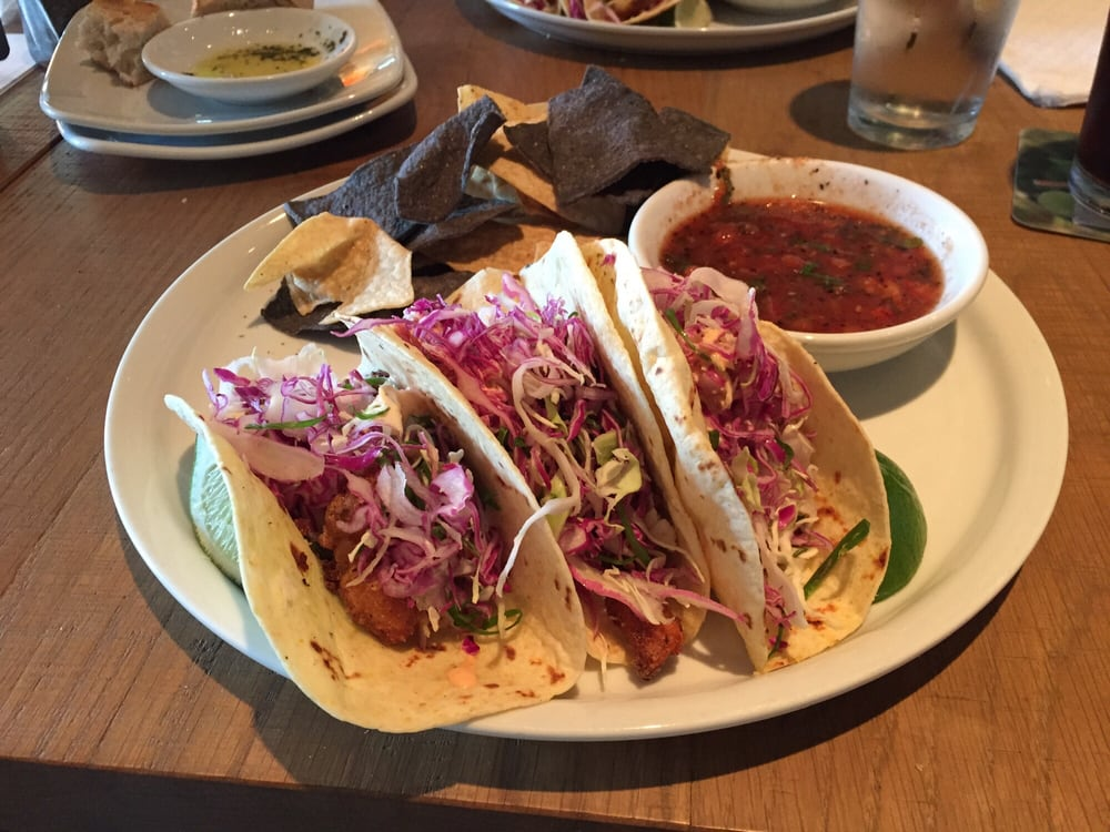 exceptional Does California Pizza Kitchen Take Reservations #4: ... Photo of California Pizza Kitchen - Louisville, KY, United States. MahiMahi Tacos
