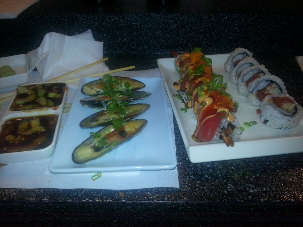Joe S Sushi Japanese Restaurant Riverside Ca