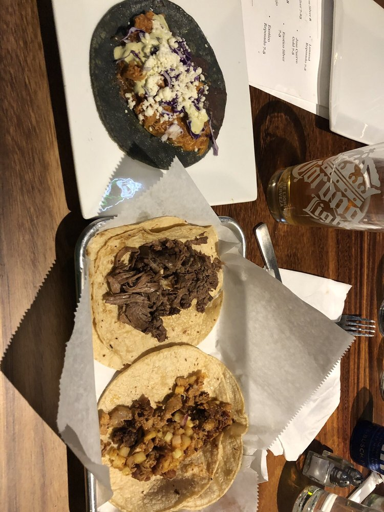 Food from La Catrina Mexican Kitchen
