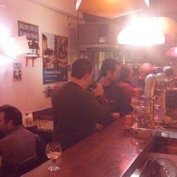 La maison belge brasserie bars bi res rambla brasil for Bar belge maison alfort
