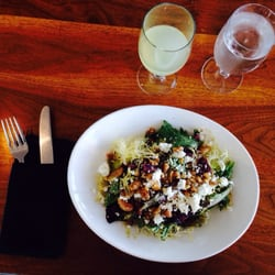 Photo of Water Cafe - Boston, MA, United States. Roasted beets with frisée
