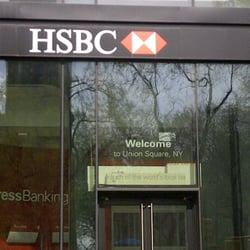 HSBC Bank - 15 Union Sq W, Union Square, New York, NY - 2019
