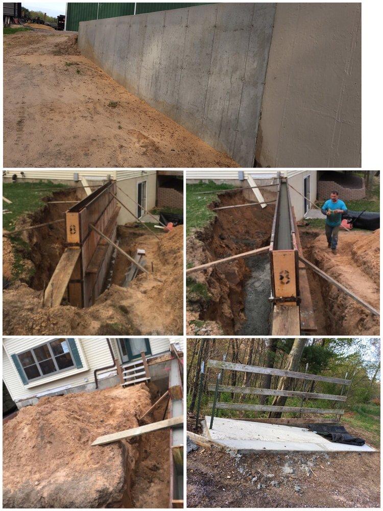 Five Star Concrete & Excavation: S1775 Stevens Ct, Wisconsin Dells, WI