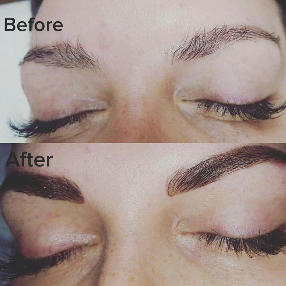 Eyebrows Wax Shape And Tint Yelp