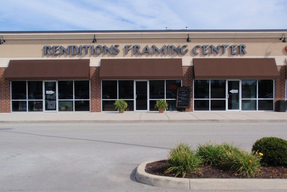 Renditions Framing Center
