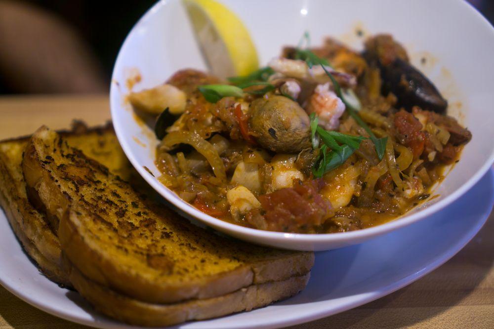 Trinidad Bay Eatery And Gallery: 607 Parker, Trinidad, CA