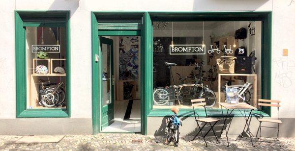 Lengeschäfte Berlin kultrad brompton bikes linienstr 77 mitte berlin germany