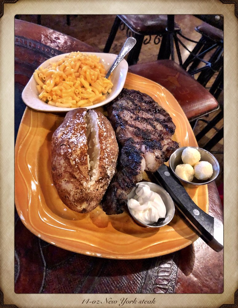 Saddle Bronc Grill: 11056 N Saguaro Blvd, Fountain Hills, AZ