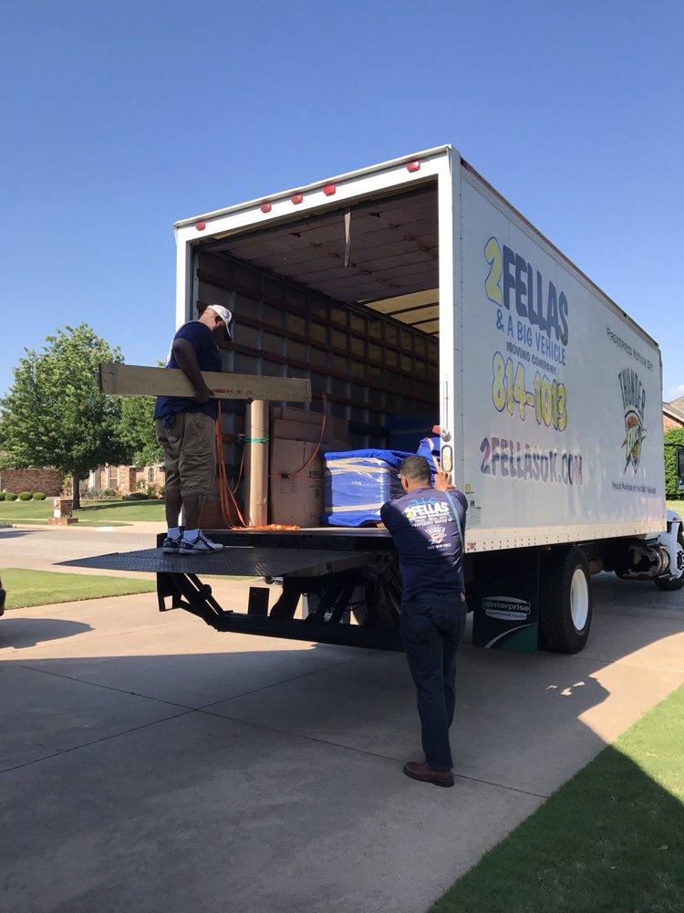 2 Fellas & A Big Vehicle Moving Company