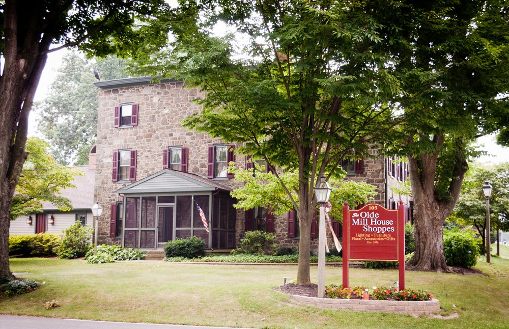 The Old Mill House Shop: 105 Strassburg Pike, Lancaster, PA