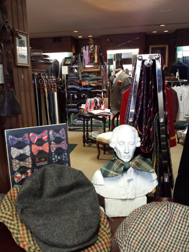 Hunter & Coggins Clothing: 28 North Spruce St, Asheville, NC