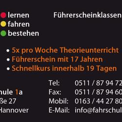 Fahrschule 1a - Driving Schools - Sallstr 27, Südstadt