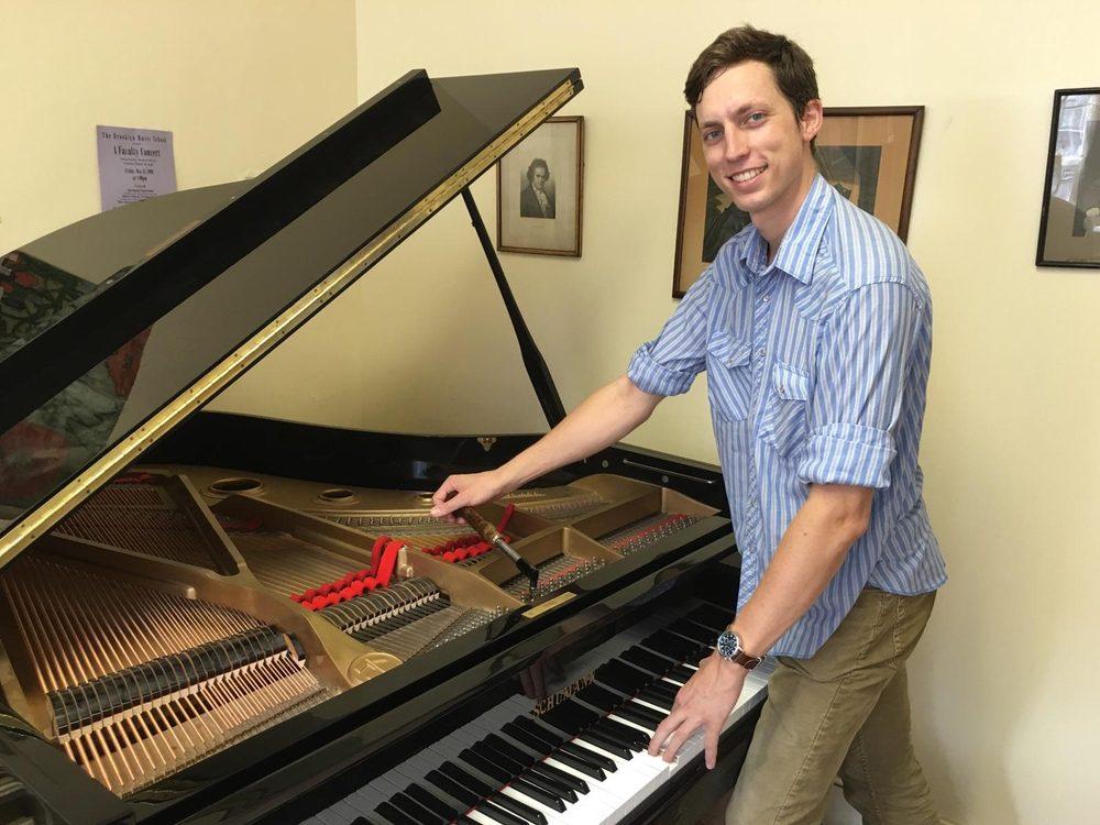 Orpheus Piano Co.: 3537 E Fairmount St, Tucson, AZ