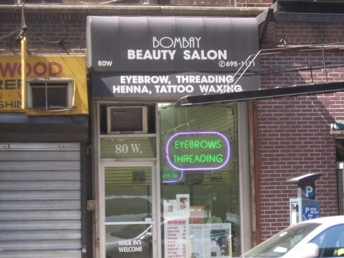 Bombay beauty salon closed hairdressers 977 6th ave for A creative touch beauty salon