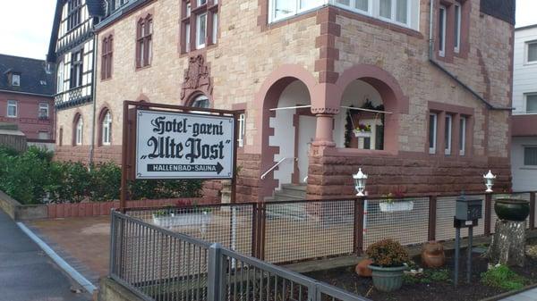 Hotel Alte Post Garni Ginsheim Gustavsburg