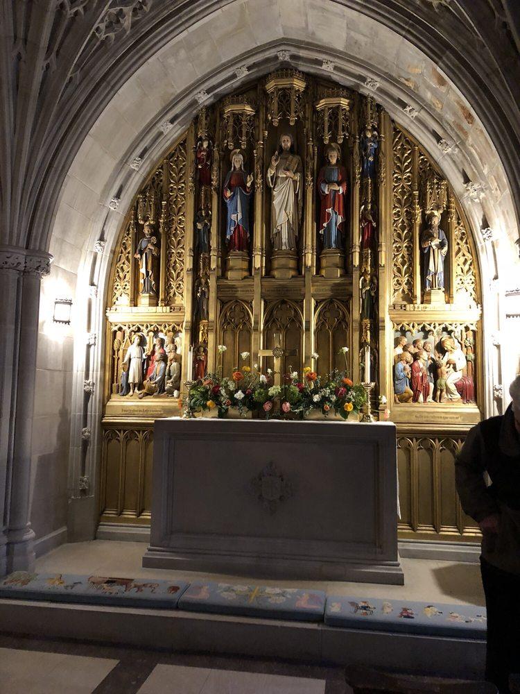 Washington National Cathedral: 3101 Wisconsin Ave NW, Washington, DC, DC
