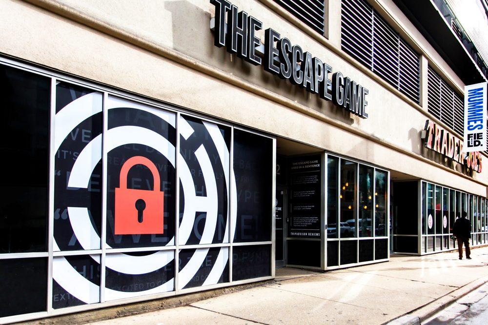 The Escape Game Chicago: 42 E Ontario St, Chicago, IL