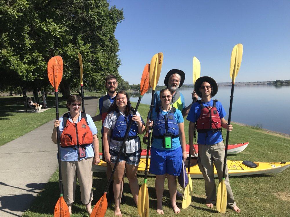 Columbia Kayak Adventures: Richland, WA