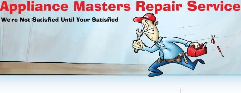 Appliance Masters Repair Service Request A Quote