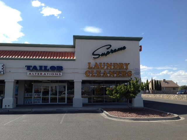 Supreme Laundry & Cleaners