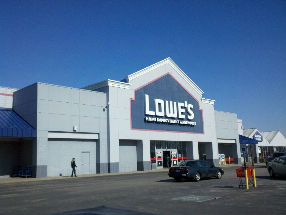 Lowes home improvement warehouse of toledo home garden 7010 w central ave toledo oh - Lowes in toledo ...
