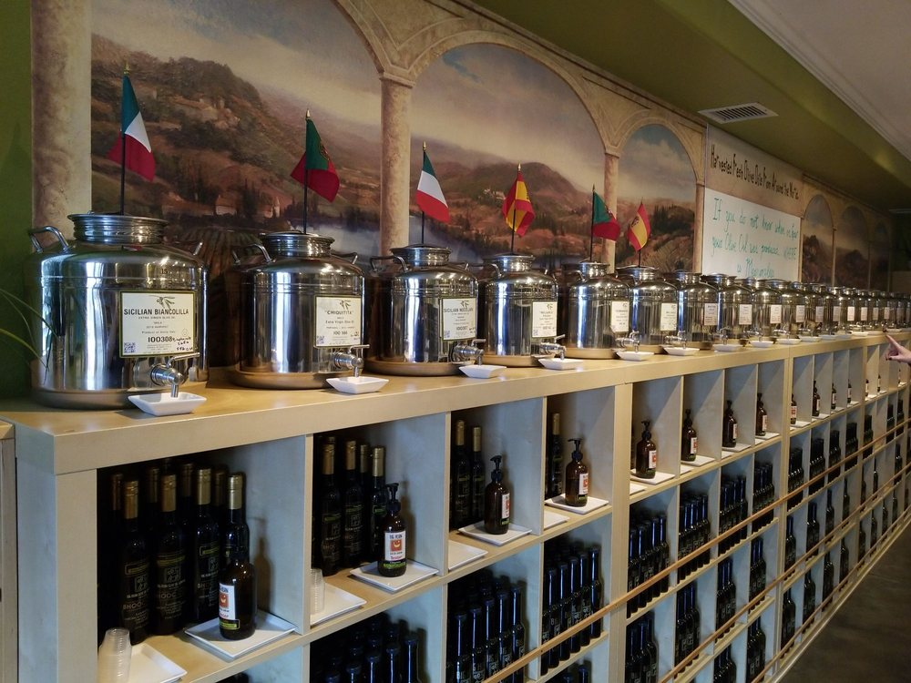 Big Horn Olive Oil Company - Mayberry Landing