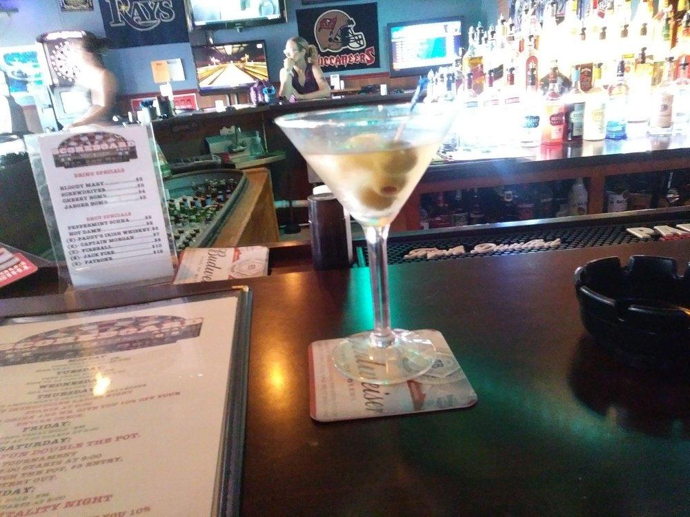 Scoreboard Sports Bar & Grill: 3513 Universal Plz, New Port Richey, FL