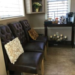 Photo Of Tuscany Salon   Reno, NV, United States. Waiting Area; We
