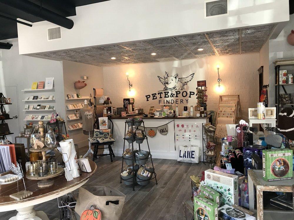 Pete & Pop's Findery: 605 Jetton St, Davidson, NC