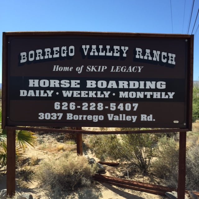 Borrego Valley Ranch
