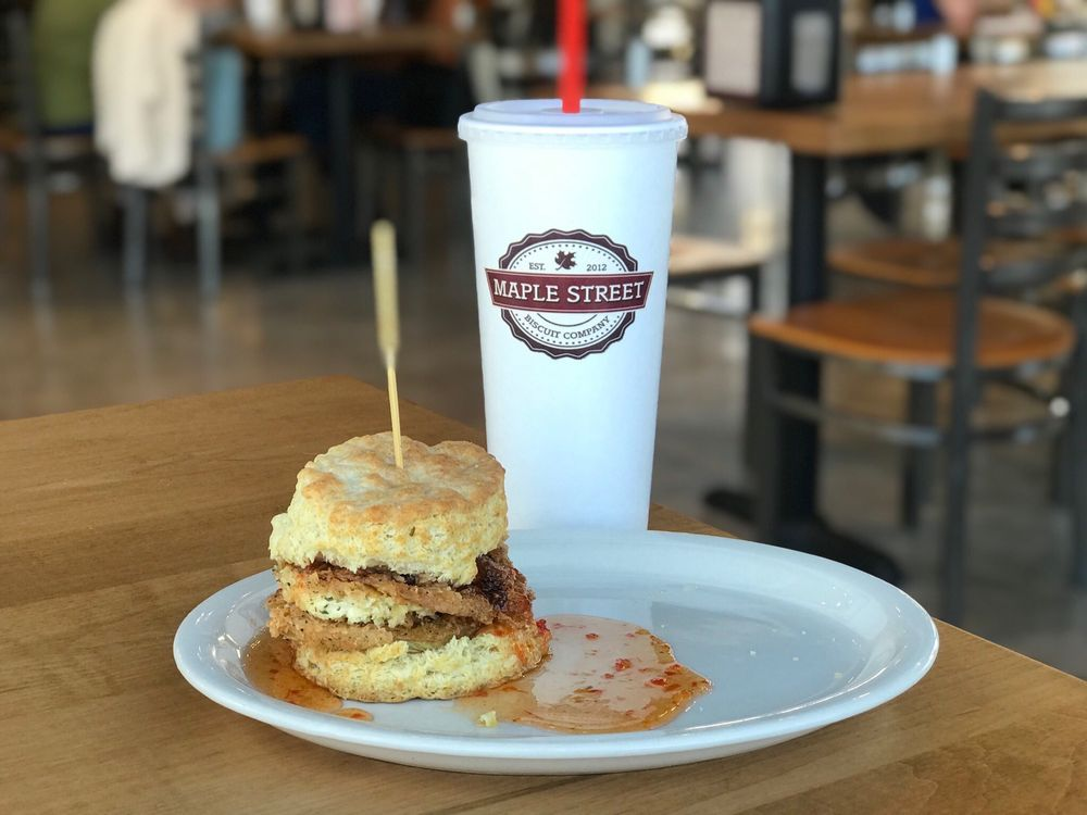 Maple Street Biscuit Company - Highlands: 1004 Bardstown Rd, Louisville, KY