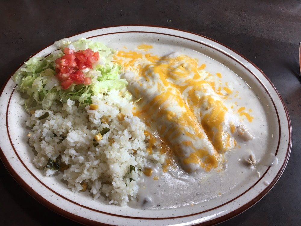 Arriba Mexican Food: 663 N 2nd Ave, Ajo, AZ