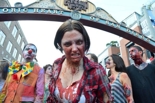 Zombie Walk: San Diego
