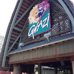 Gwazi logo