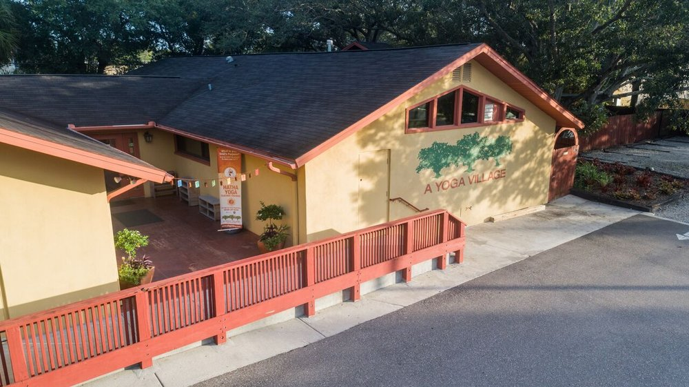Yoga Village: 2760 Daniel St, Clearwater, FL