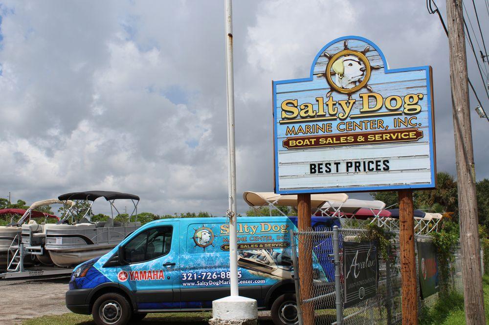 Salty Dog Marine Center: 5330 S US Hwy 1, Grant, FL