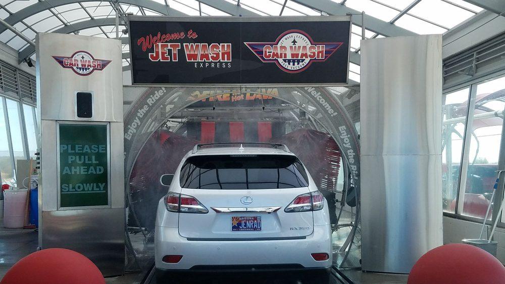 12 Photos For Jet Wash Express Car