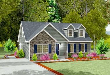 Photo of Millbrook Modular Homes - Walpole, MA, United States. Berkshire.  Contact