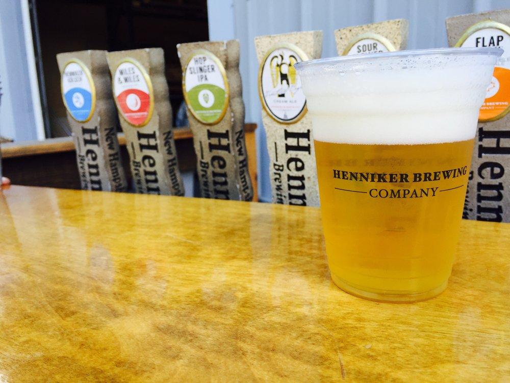 Henniker Brewing Company: 129 Centervale Rd, Henniker, NH
