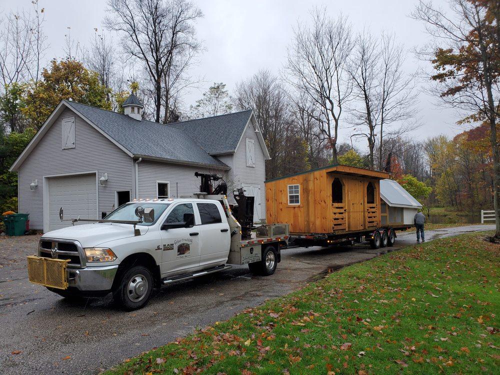 Geiser Trucking: 16061 Withrich Rd, Dalton, OH