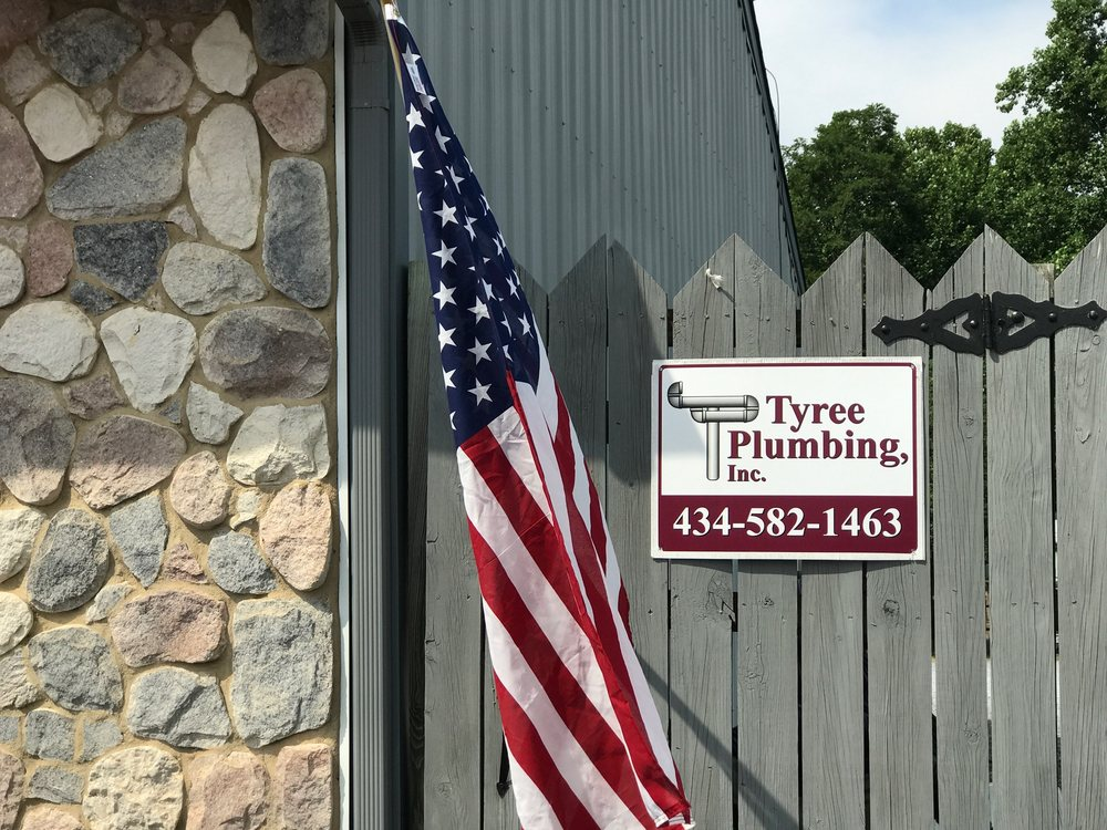 Tyree Plumbing: 519 Crowell Ln, Lynchburg, VA