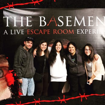 The basement a live escape room experience 146 photos 471 reviews escape games 12909 for The basement a live escape room experience events