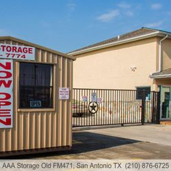 Photo Of AAA Storage Old FM 471   San Antonio, TX, United States