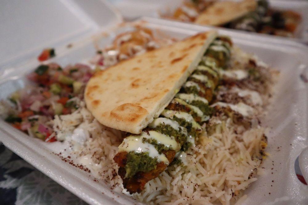 Ariana Kebabs Bar & Grill: 6805 Main St, The Colony, TX