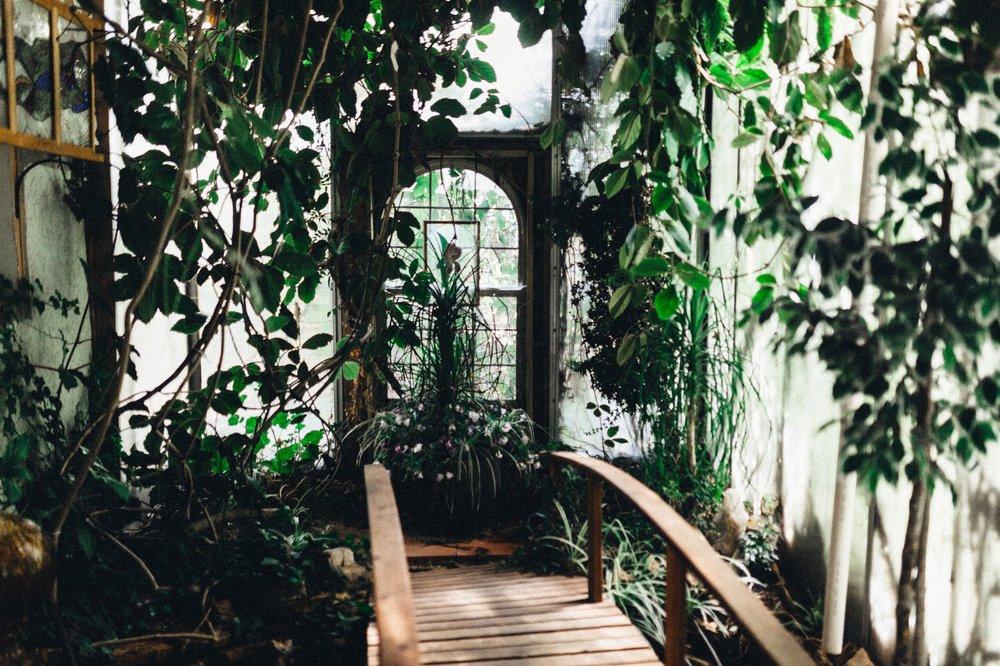 Inside the bridal suite yelp for Secret garden colorado springs