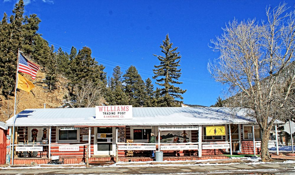 Williams Trading Post: 306 E High St, Red River, NM