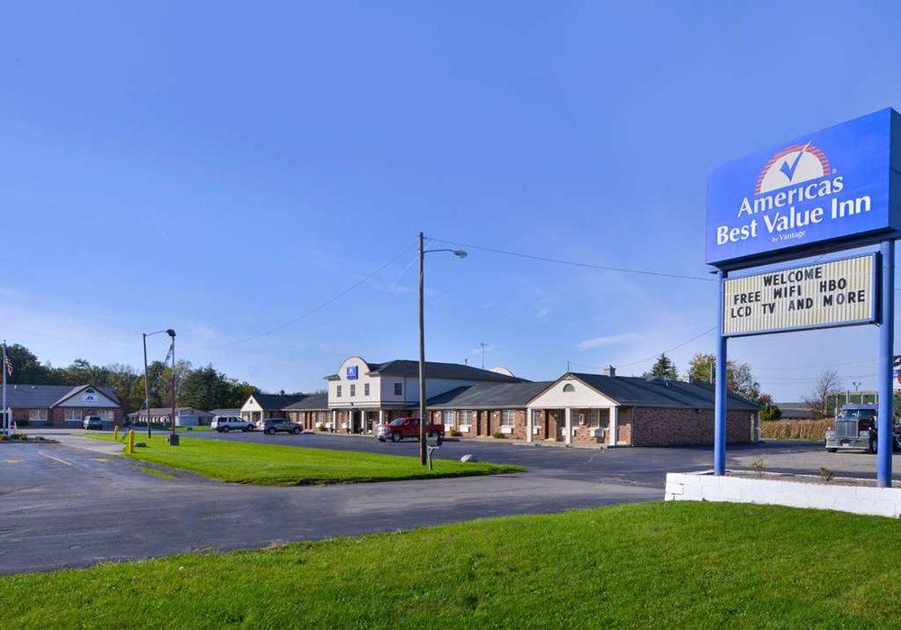 Americas Best Value Inn Decatur, IN: 1033 North 13th Street, Decatur, IN