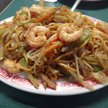 Photo Of Lee S Chinese Restaurant Roseburg Or United States Shrimp Lo Mein