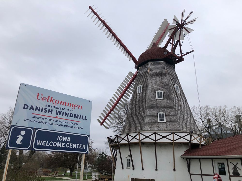 Danish Windmill Gift Shop: 4038 Main St, Elk Horn, IA
